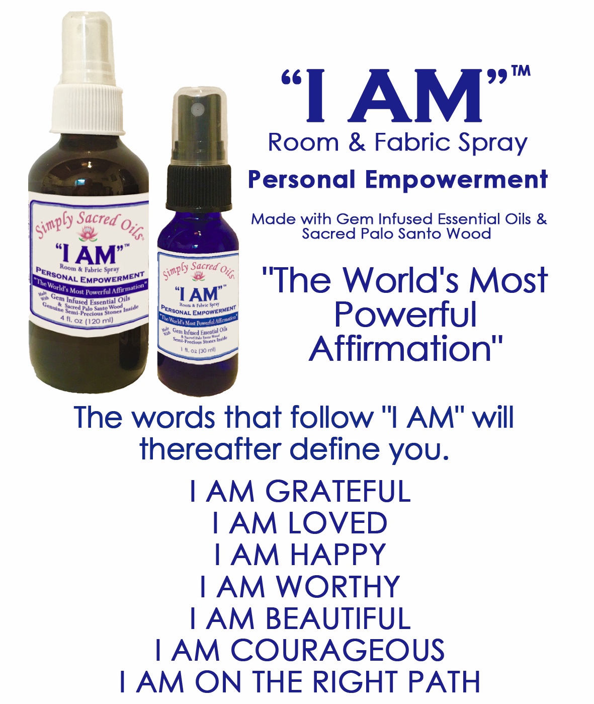 Simply Sacred Oils | Chakra Therapy made simple
